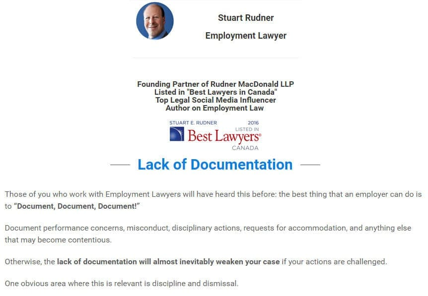 Stuart Rudner - Employment Lawyer